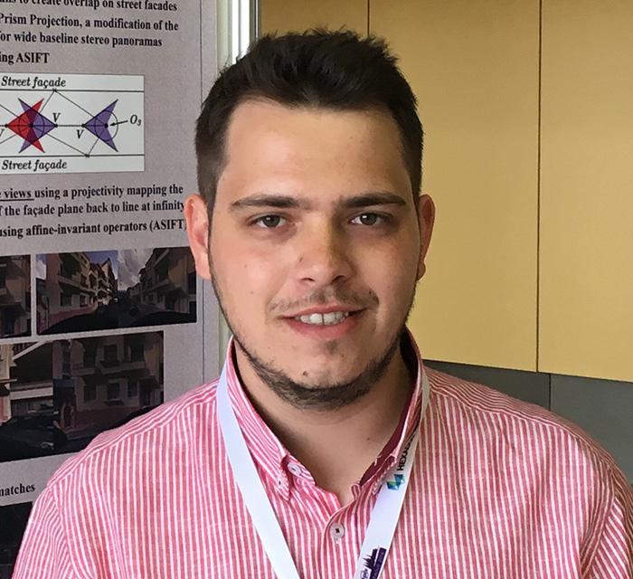 Vasileios Tsironis, MSc